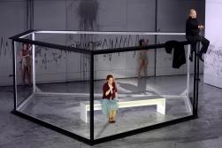 Izabela Matula as Luisa in Oper Wuppertal's production (c) Jens Grossmann