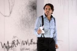 Rodrigo Porras Garulo in Oper Wuppertal's production (c) Jens Grossmann